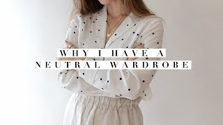 Basic Neutral Wardrobe – Why I Stick To A Minimal Clothing Style & Closet