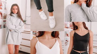 how to build your dream wardrobe (with basics) !!