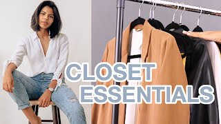 Closet Essentials You Should Have in Your Wardrobe – Fashion Basics