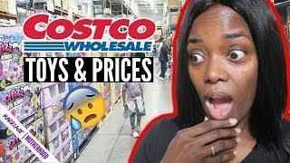 😱 COSTCO Christmas TOYS | Shop with me 😰 Christmas 2018