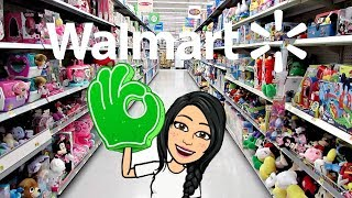 *LIVE* WALMART SHOP WITH ME | NEW TOYS FOR CHRISTMAS 2018