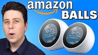 "Amazon Echo Spot PARODY – ""The Amazon Balls!"""