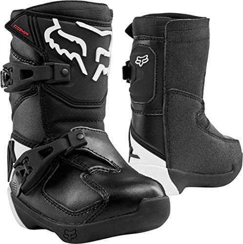 2020 Fox Racing Kids Comp Boots-Black-K12