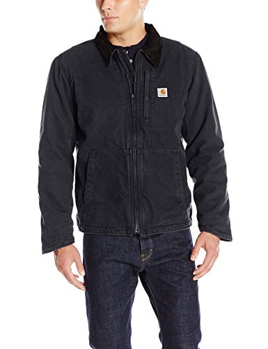 Carhartt Men's Full Swing Armstrong Jacket, Black, X-Large