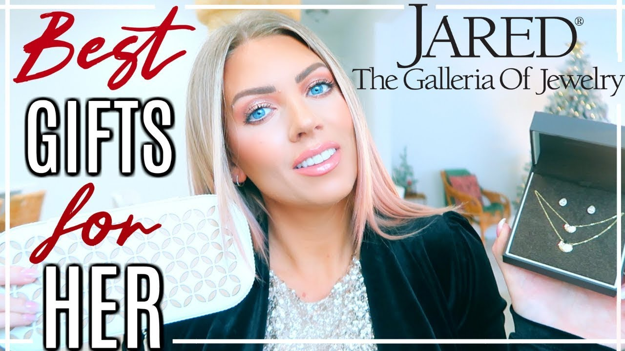 *Video* GIFTS for HER from JARED | Jewelry Lovers Gift Guide