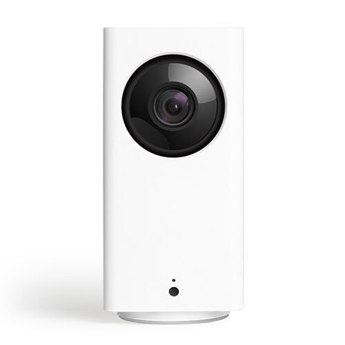 Wyze Cam Pan 1080p Pan/Tilt/Zoom Wi-Fi Indoor Smart Home Camera with Night Vision, 2-Way Audio, Works with Alexa & the Google Assistant, White – WYZECP1
