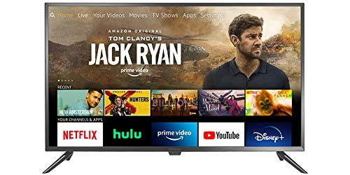 All-New Insignia NS-24DF310NA21 24-inch Smart HD 720p TV – Fire TV Edition