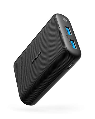 Anker PowerCore 15000 Redux, Compact 15000mAh 2-Port Ultra-Portable Phone Charger Power Bank with Poweriq and Voltageboost Technology for iPhone, Ipad, Samsung Galaxy, and More