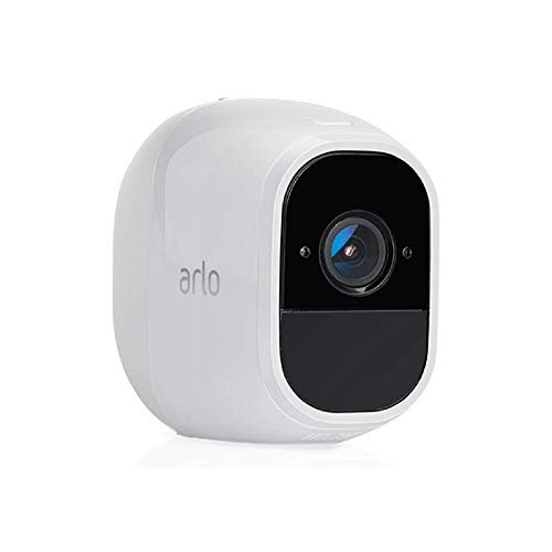 Arlo Pro 2 – Add-on Camera | Rechargeable, Night vision, Indoor/Outdoor, HD Video 1080p, Two-Way Talk, Wall Mount | Cloud Storage Included | Works with Arlo Pro Base Station (VMC4030P)