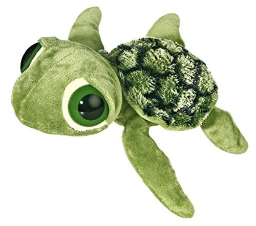 Aurora World Aurora – Dreamy Eyes – 10″ Slide Sea Turtle, 21219, Multicolor