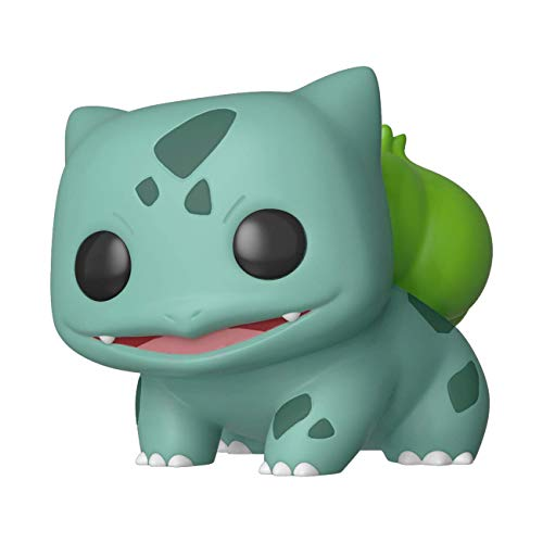 Funko Pop! Games: Pokemon – Bulbasaur,Multicolor