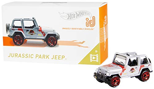 Hot Wheels id Jurassic Park Jeep