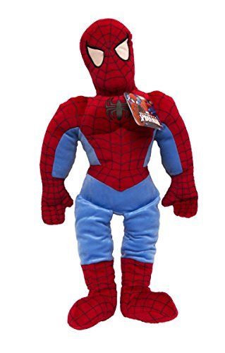 Jay Franco Marvel Ultimate 26″ Pillowtime Pal, Blue, Avengers – Spiderman