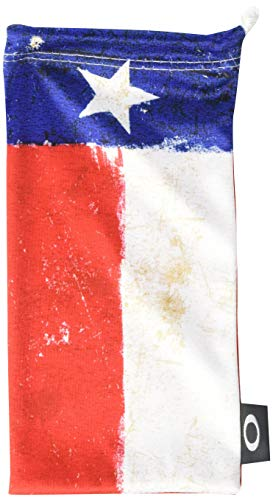 Oakley Country Flag Microbag, Texas Flag, One Size