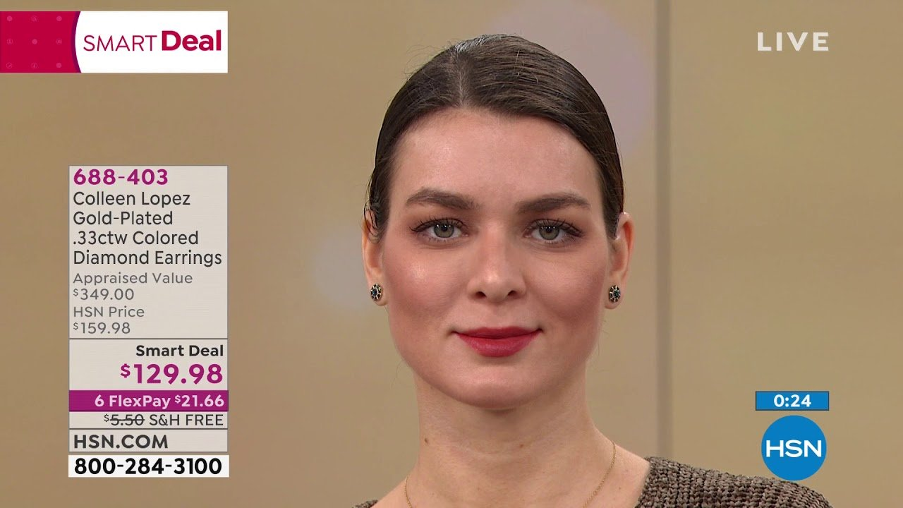 [Watch] HSN | Jewelry Gifts For Her 12.11.2019 – 02 PM