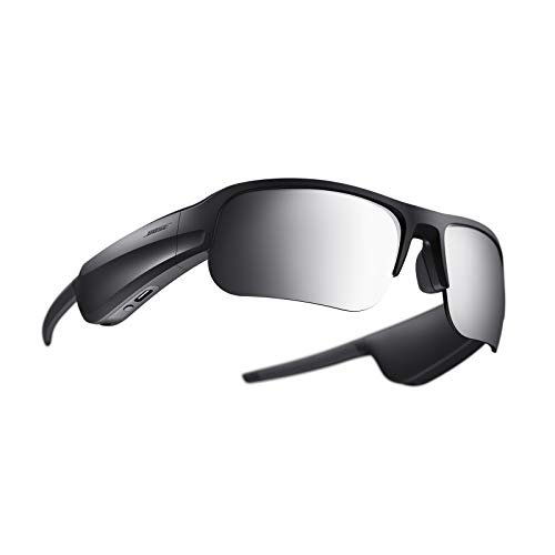 Bose Frames Tempo – Sports Sunglasses with Polarized Lenses & Bluetooth Connectivity – Black
