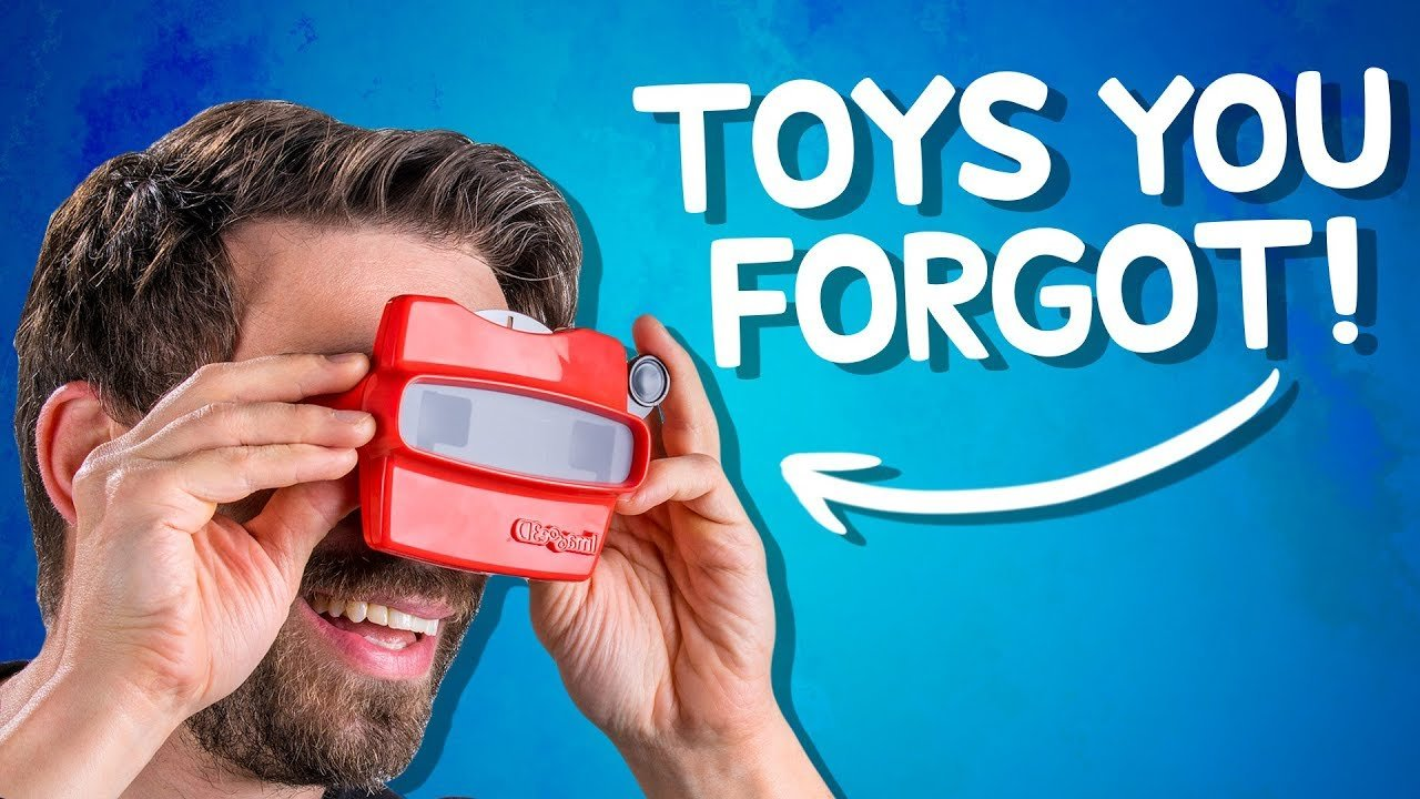 [Watch] 12 Awesome Toys You Totally Forgot About