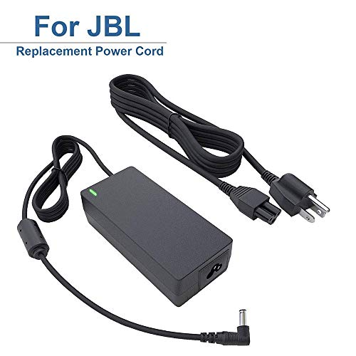 for JBL Power Cord Replacement Charger Adapter Supply for Xtreme Xtreme 2 Xtreme Portable Wireless Speaker (Black Blue Red) 19V AC DC 8.5Ft