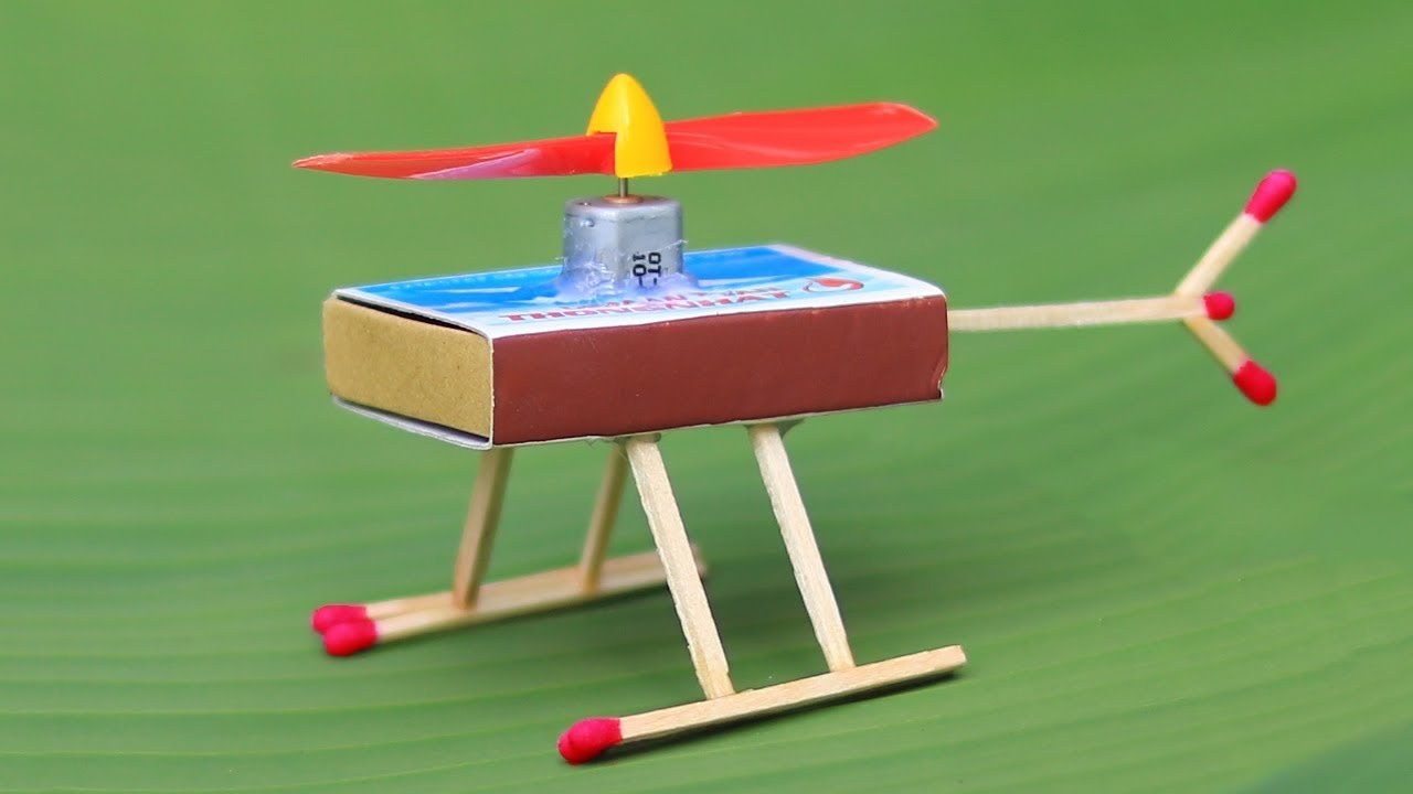 [Watch] 4 AMAZING DIY TOYS