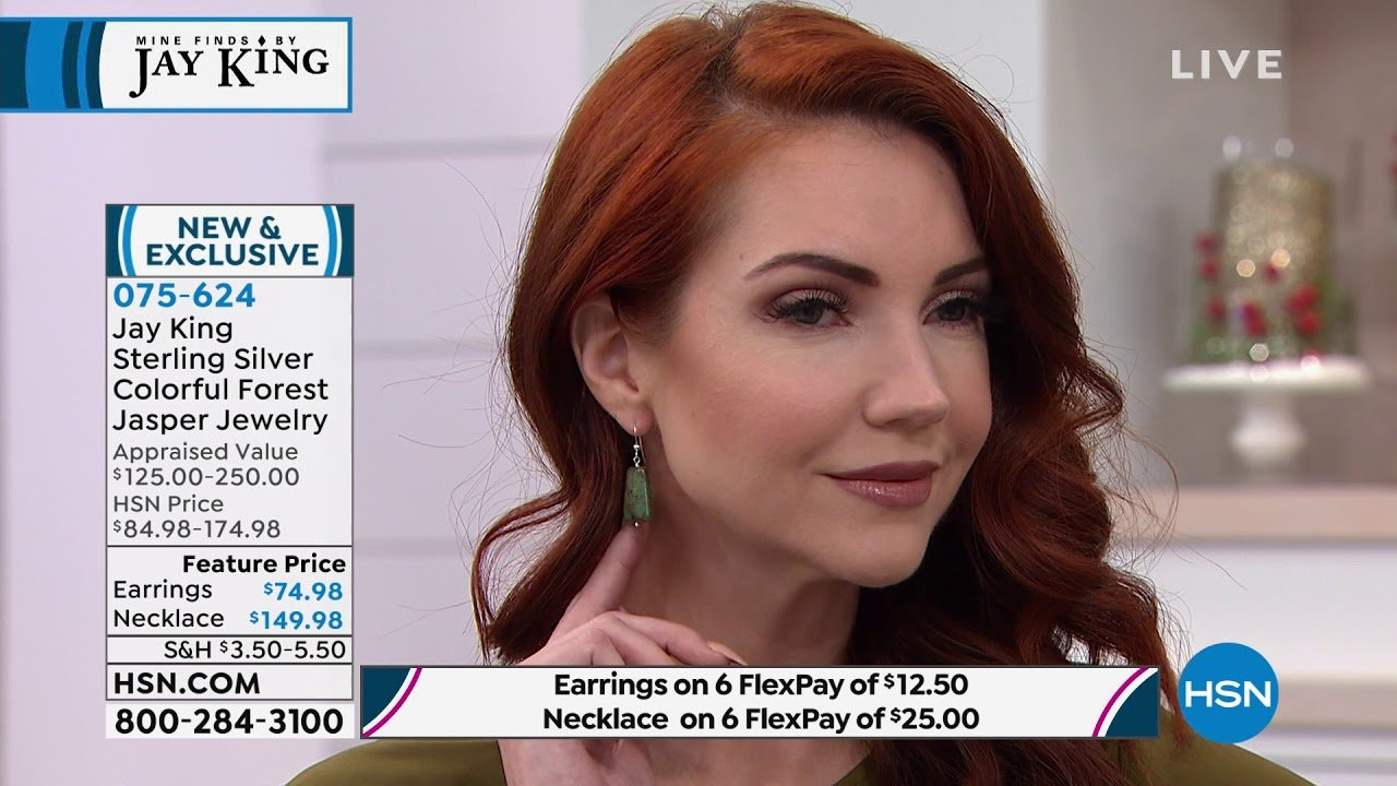 [Watch] HSN   Jewelry Gifts for Her featuring Jay King 12.11.2019 – 06 PM